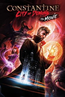 Watch Constantine: City of Demons Online Free in HD