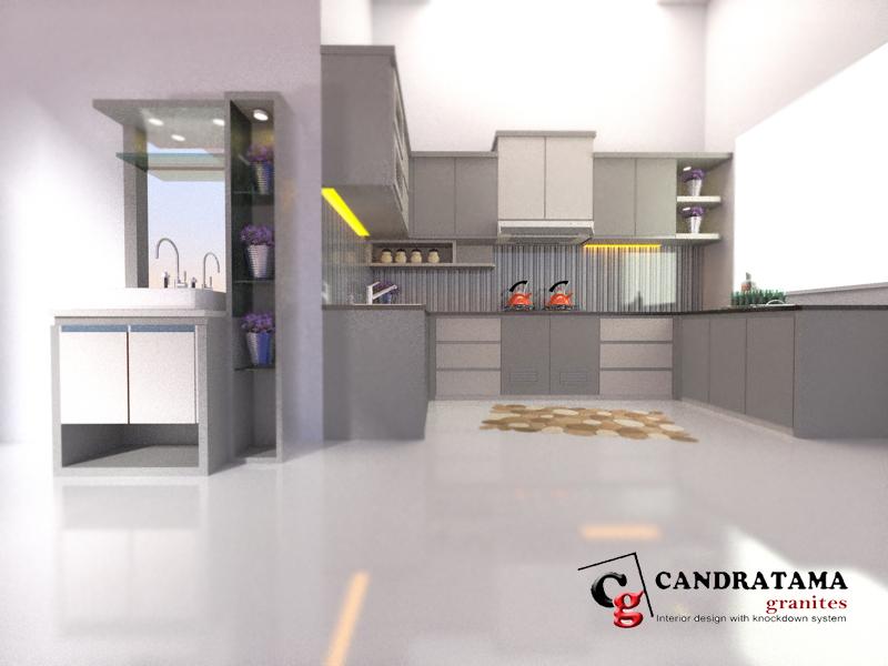 Design Interior Terbaru Tema Abu Abu Jasa Interior Kediri Nganjuk