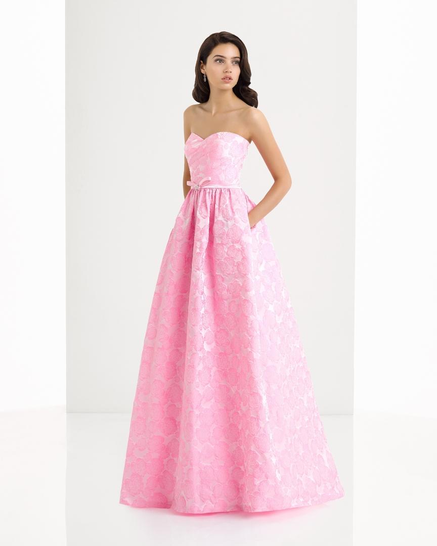Dorable Vestidos De Dama Diseños Componente - Ideas de Vestido para ...
