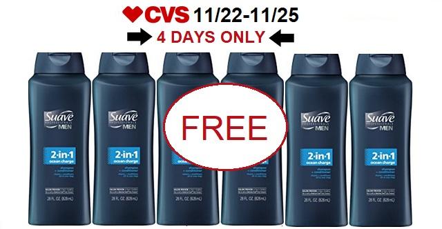 http://www.cvscouponers.com/2017/11/free-suave-men-hair-care-at-cvs-4-days.html