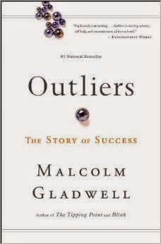 outliers by malcolm gladwell book image