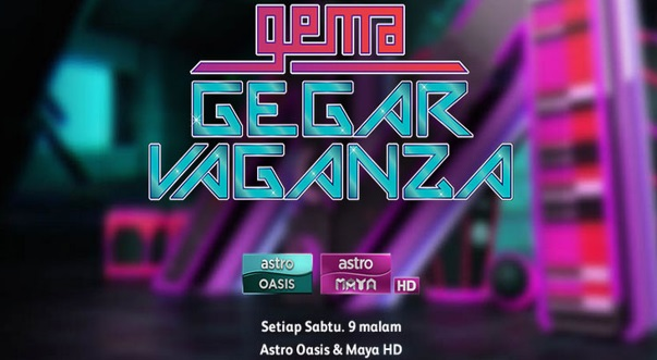 [LIVE] Gema Gegar Vaganza Live Plus | 8 April 9 Malam