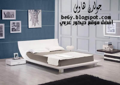unfinished bedroom furniture ارقي موديلات سراير مودرن 2013 modern beds designs 2013 13681