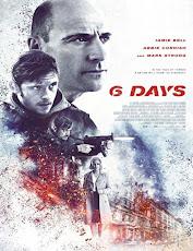 pelicula 6 Days (6 días) (2017)