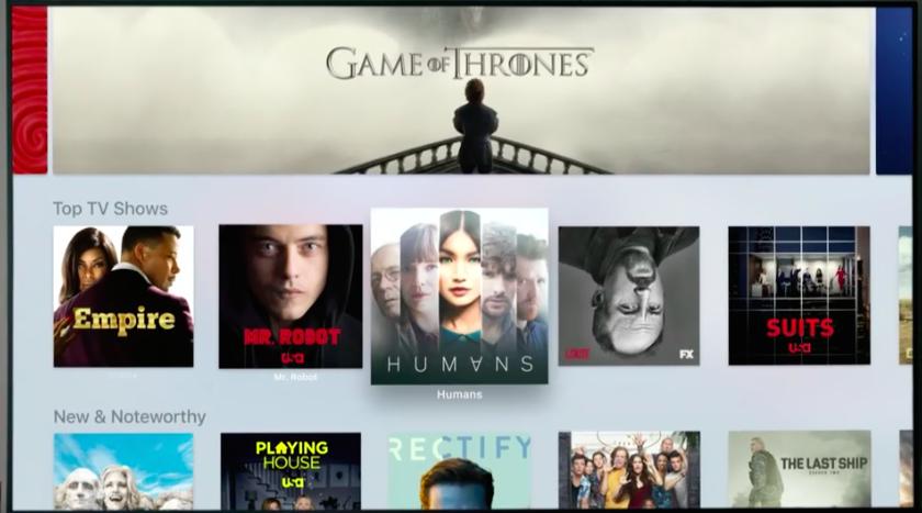 觸控遙控器加Siri,Apple TV帶來電視使用新體驗