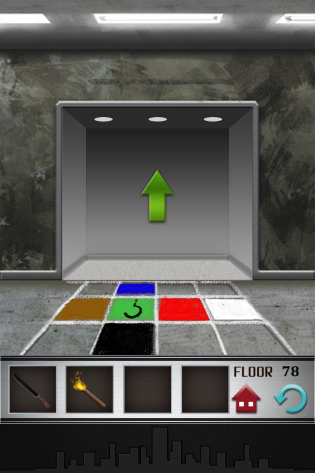 Iphone Game Guides 100 Floors Walkthrough 3