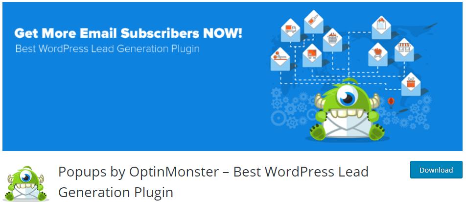 optimonster wordpress plugin
