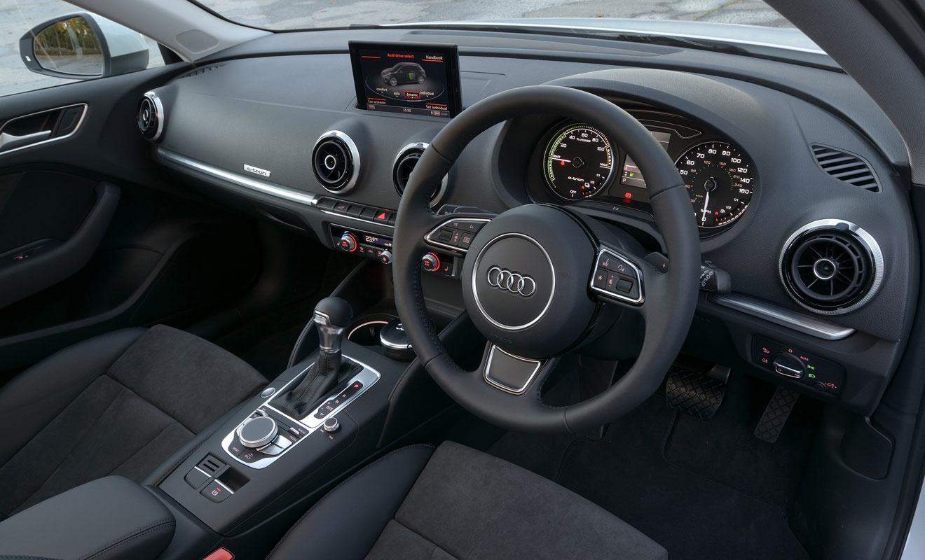 Better Than Never: Audi A3 E-tron Driven
