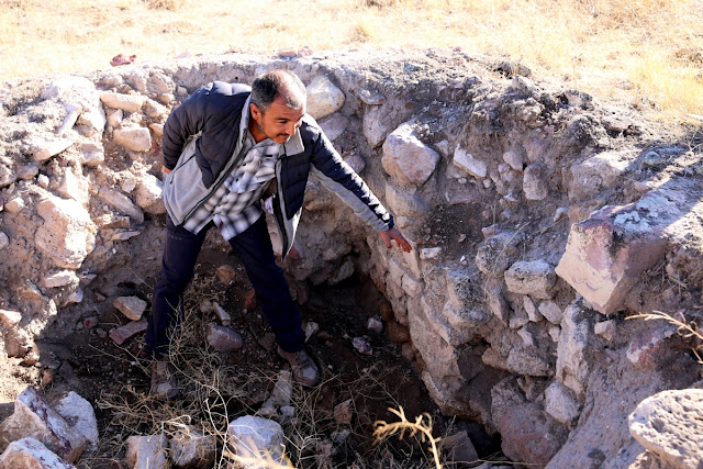 5,000 year old fortress discovered in central Cappadocia