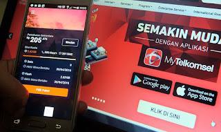 Cara Mengecek Nomor Telkomsel via Aplikasi My Telkomsel
