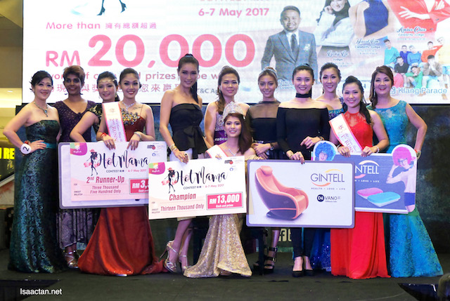 Congratulations to the Klang Parade Hot Mama 2017 Winners