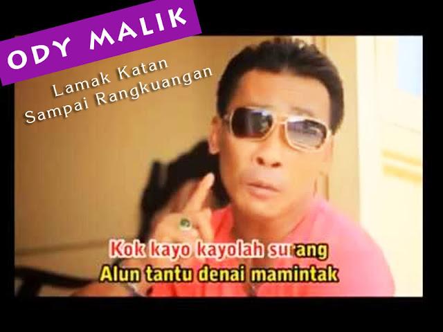 Chord Gitar Ody Malik - Lamak Katan Sampai Rangkuangan