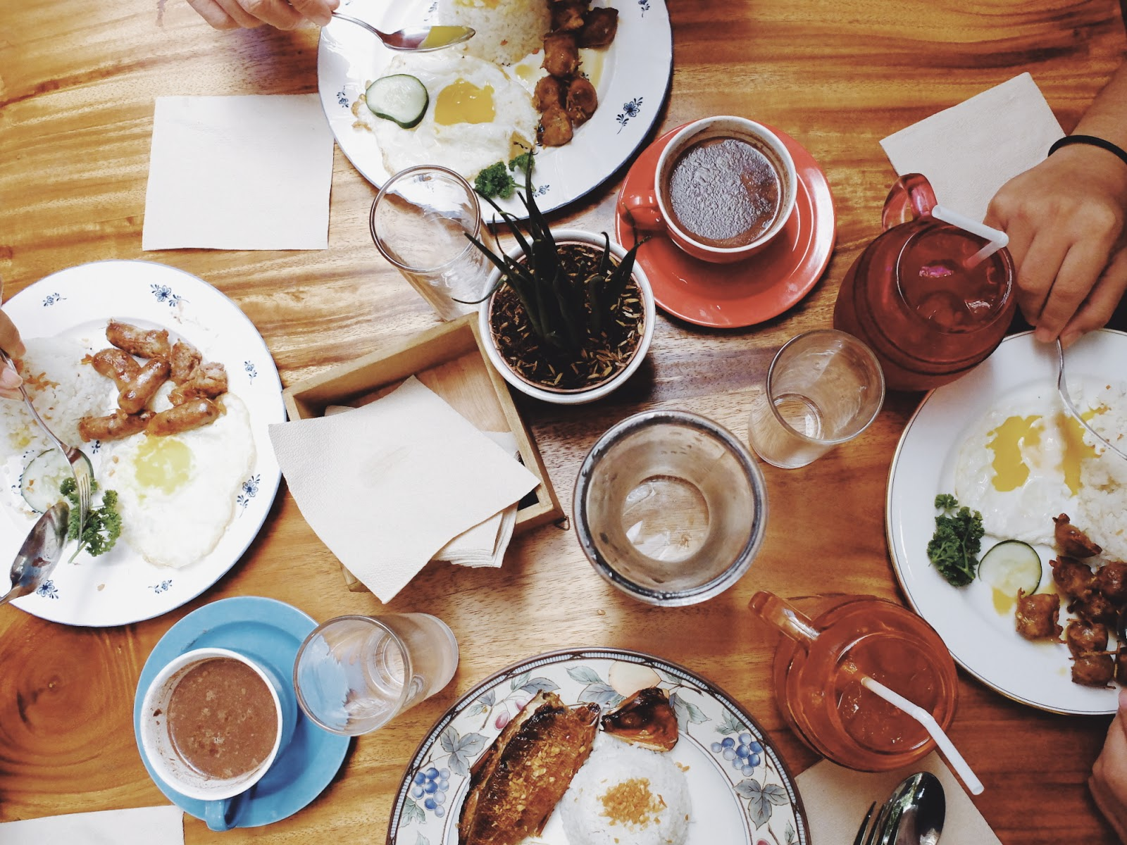 Concha S Garden Cafe Cliffhouse