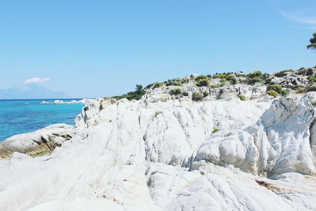 Halkidiki,Sitonija,priroda i more