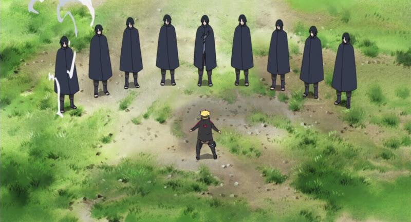 Kagebunshin Sasuke