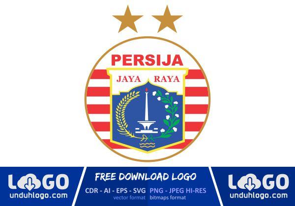 Logo Persija Terbaru BIntang 2