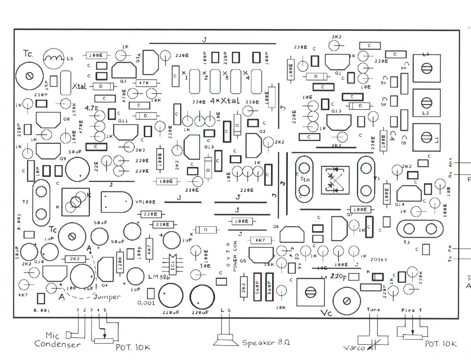 kenwood ez500 wiring harness