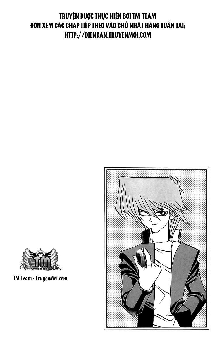 YUGI-OH! chap 48 - tiến lên jonouchi phần i trang 22