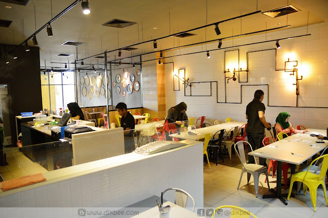 Macam Macam Ada di Campur Campur Kitchen Dpulze Cyberjaya