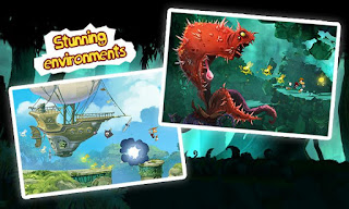 Rayman Jungle Run apk + data