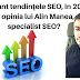 Care sunt tendinţele SEO, în 2018, în opinia lui Alin Manea, specialist SEO?