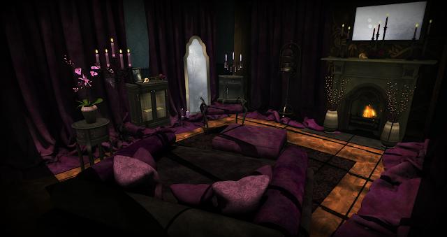 [CIRCA] Nocturne Gothic Set @ Swank