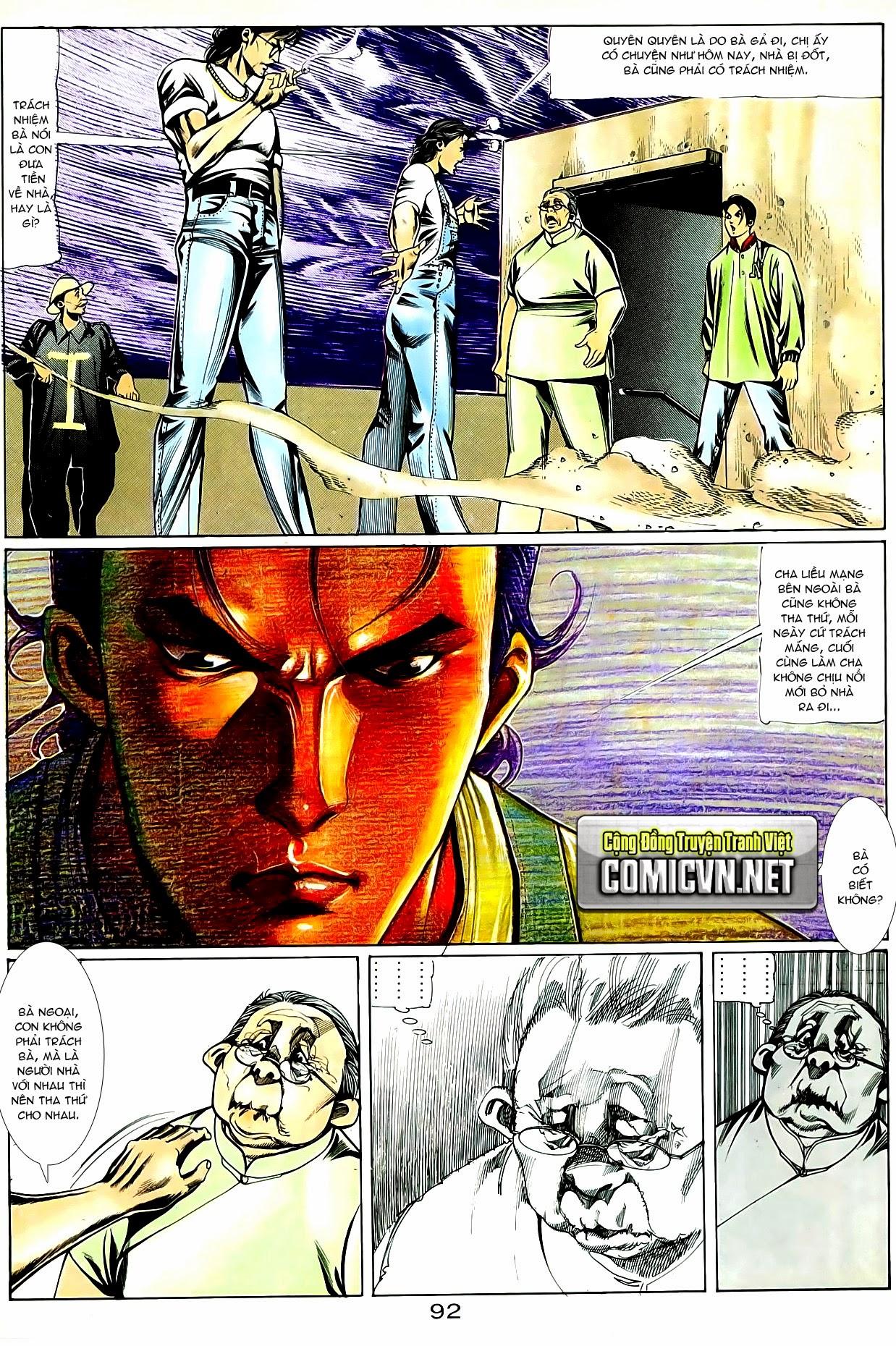Người Trong Giang Hồ chapter 83: tiêu diệt rồng qua sông trang 15