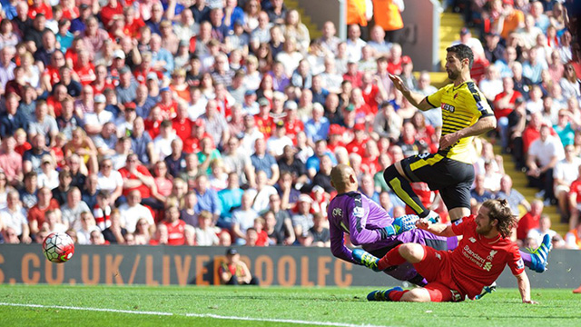 [Video] Cuplikan Gol Liverpool 2-0 Watford (Liga Inggris)