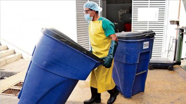 recogida residuos hospitalarios sevilla
