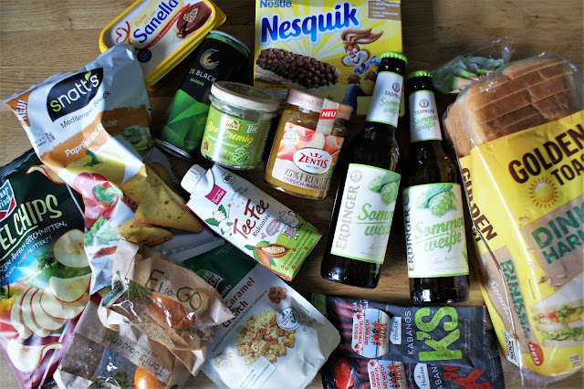 Degustabox | Picknickbox | Maibox