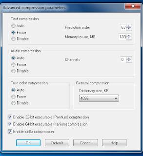Cara Kompres File Supaya ukuran menjadi lebih kecil