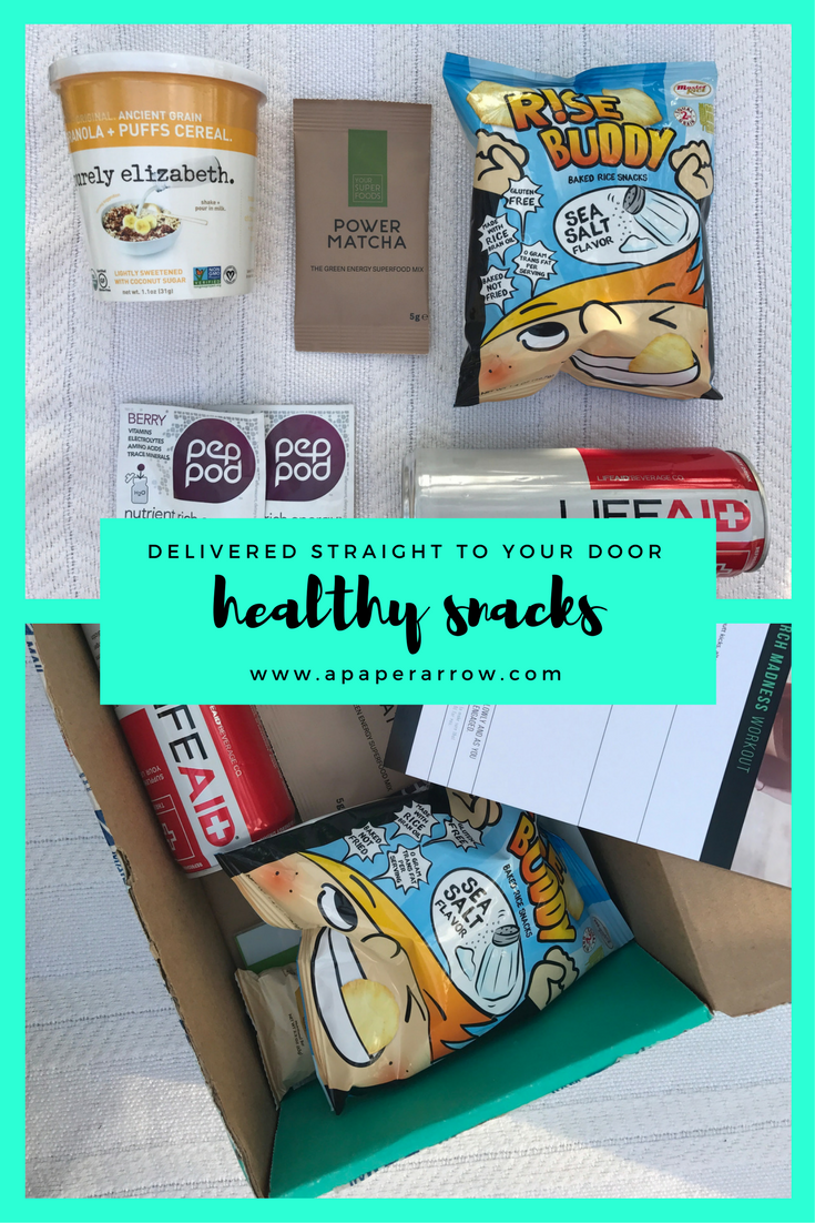 fitsnack, healthy snacks