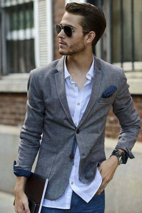 Men Fashion Stylish Outfit Ideas....