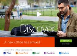 Office 2013 preview grstuita