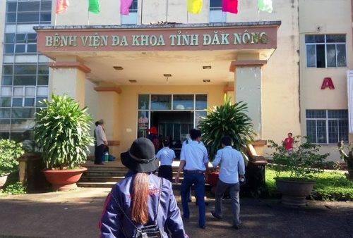 Bệnh viện đa khoa tỉnh Đắk Nông