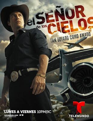 El Señor De Los Cielos (TV Series) S05 Custom HDRip Latino