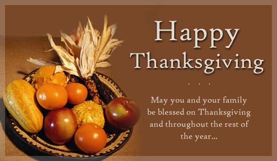 TRUSTWORTHY SAYINGS: Happy Thanksgiving Day 2015 - A ...