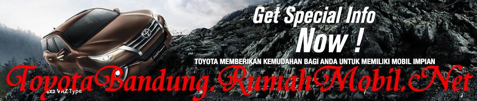 Toyota Fortuner Bandung