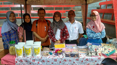Pameran Youth Entrepreneur Day Kendal 2018
