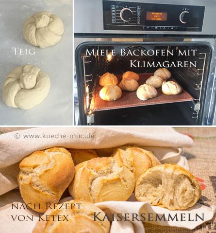 Wir Renovieren Ihre Kuche Miele Klimagaren Kaisersemmel Rezept