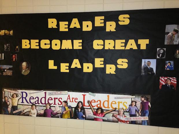 Leader in Me Schools Bulletin Boards