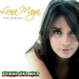 Luna Maya - Perjalanan (EP) 2015 Album cover
