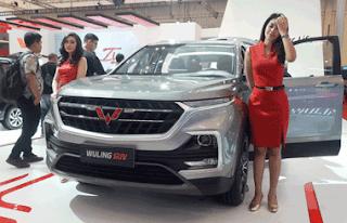 Wuling SUV Almas