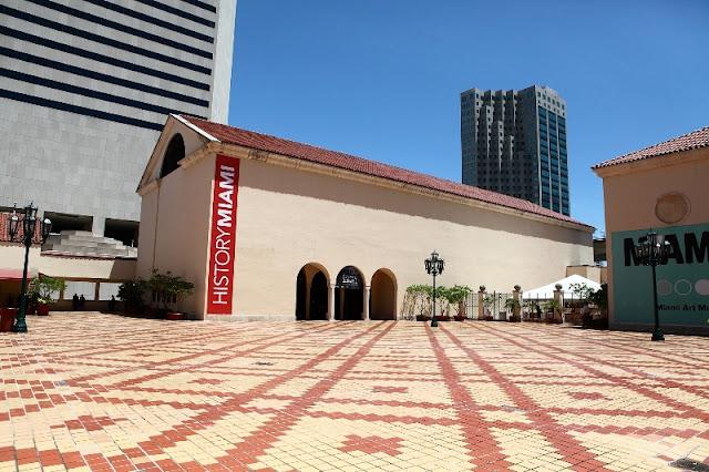 Museu de história em Miami