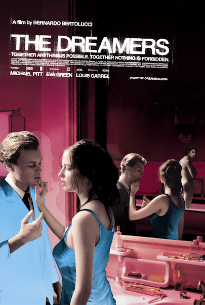 Poster of (18+) The Dreamers (2003) Full Movie [English-DD5.1] 720p BluRay ESubs Download