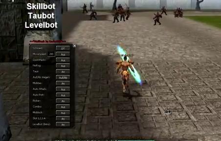 Metin2 Hileleri Pservers LevelBot 7x indir   Download
