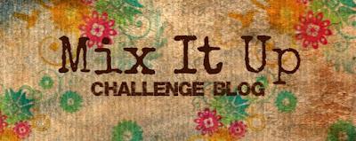 Mix It Up Challenge Blog