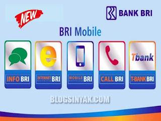 BRI Mobile Banking | Blogsinyak