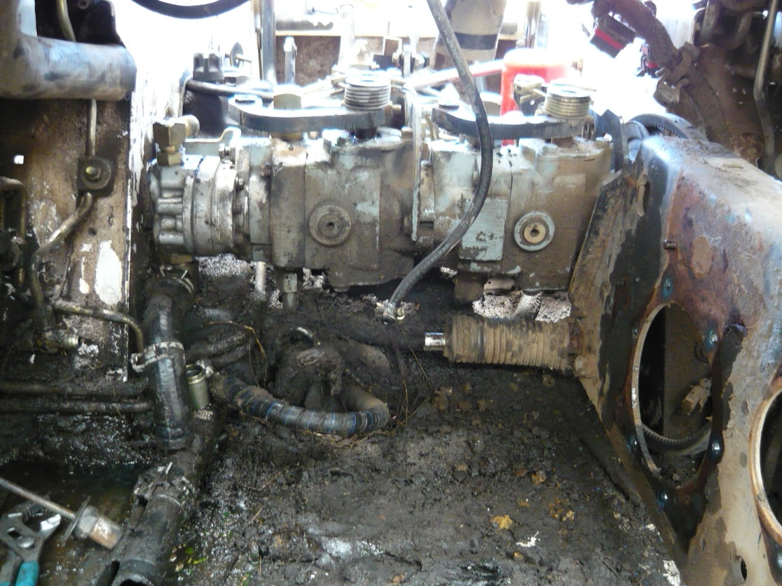 Hydraulic Pump: Bobcat Hydraulic Pump