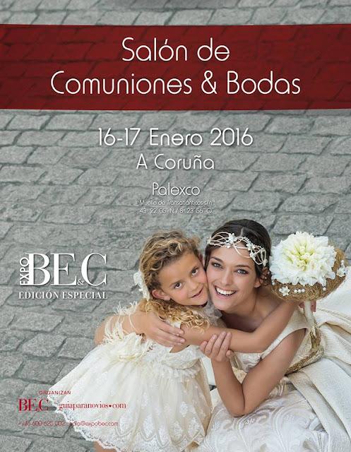 ExpoBE&C Edición Especial. Salón de Comuniones y Bodas.